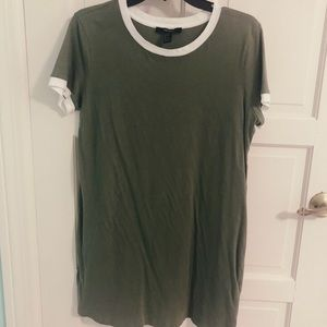 Forever 21 Army Green dress